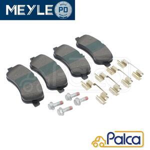 メルセデス ベンツ フロントブレーキパッド 低ダストPD| GLKクラス|X204/GLK300 GLK350 | MEYLE製 | 0074206620