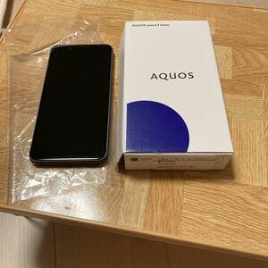 AQUOS 携帯 sense 3 basic SHV48