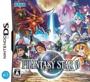 (お買い得!中古)ファンタシースター_ZERO Nintendo_DS