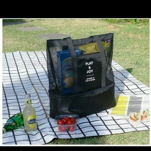 エコバッグ 保冷バッグ キャンプ ピクニック