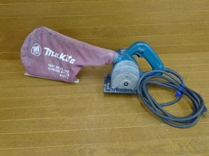 07218A ● makita マキタ ◆ 防塵カッター 80mm 4103KB ◆ 電動工具 マルノコ 丸のこ 切断機