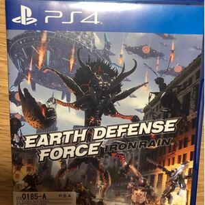 ps4 ソフト 地球防衛軍 EARTH DEFECE FPRCE