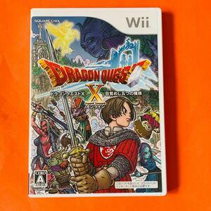 Wii Wiiソフト ドラゴンクエスト10目覚めし五つの種族