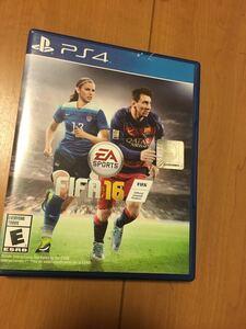 FIFA 16 PS4 海外版
