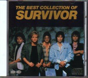 サヴァイヴァー「ザ・ベスト・コレクション・オブ・サバイバー/The Best Collection Of Survivor」ロッキー