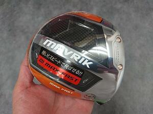 キャロウェイ ツアー支給品 TCFシリアル MAVRIK MAX FAST マーベリック マックス ファスト 10.5° ドライバー ヘッドのみ 日本 未使用品
