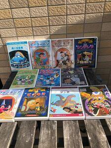 ディズニー系 DVD まとめ 11枚
