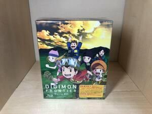 ■送料無料 未開封■ デジモンフロンティア Blu-ray BOX 初回生産限定版 ドラマCD付