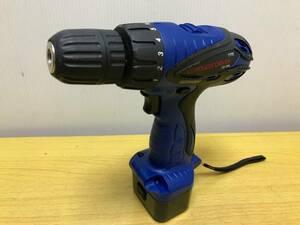 EL09▲ CAINZ カインズ ドリルドライバー CD-72N 充電器欠品 領収書発行可 中古品 ▲