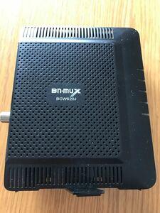 無線LANルーター Bn-mux ケーブルモデム BCW620J本体