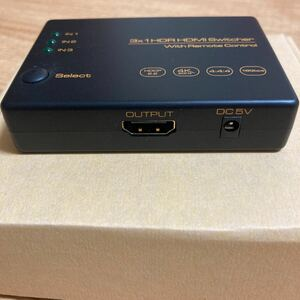 HDMI分配器+HDMI ケーブル1.0m