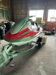 ジェットスキー FX160 送料込 4スト 倉庫保管 YAMAHA ジェット 水上バイク