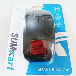 SmartRMouse 太陽電池マウス スマートアール エコ マウス 自己発電で使い捨て電池不使用