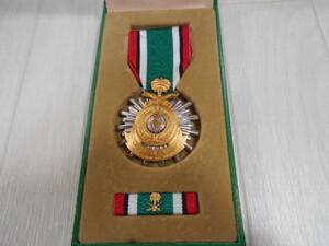 米軍放出品 サービスメダル(ケース付き)