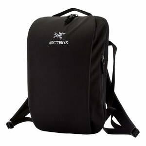 新品即決 アークテリクス リュック ブレード 黒 ブラック black ARC'TERYX blade 6 バッグ リュックサック バックパック ビジネスリュック