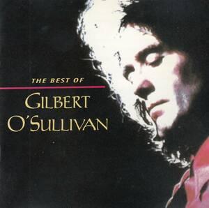 輸 Gilbert O'Sullivan The Best Of Gilbert O'Sullivan◆規格番号■R2-70560◆送料無料■即決●交渉有