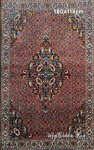 ビジャー産 ペルシャ絨毯 180×113cm