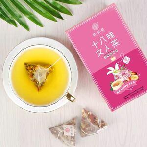 健康薬膳 十八味女神茶 漢方茶 美容茶 大容量30袋