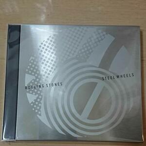 ローリング・ストーンズ the rolling stones steel wheels 限定CD