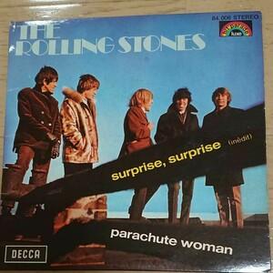THE ROLLING STONES シングルレコード ザ・ローリング・ストーンズ