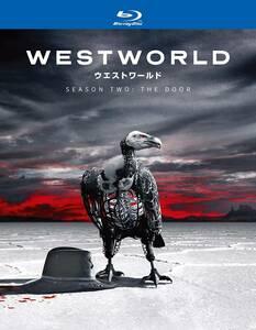 新品未開封ウエストワールド 2ndシーズン ブルーレイ コンプリート・ボックス(初回限定生産/1~10話/3枚組/アウターボックス付) [Blu-ray]