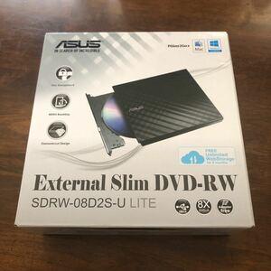 Asus SDRW-08D2S-U LITE/D Graveur DVD Externe USB 2.0