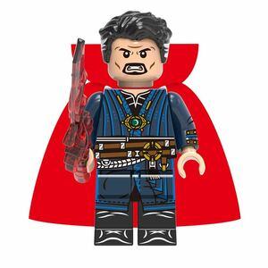 翌日発送 1 体  ドクター・ストレンジ マーベル アベンジャーズ ミニフィグ ブロック LEGO レゴ 互換 ミニフィギュア w