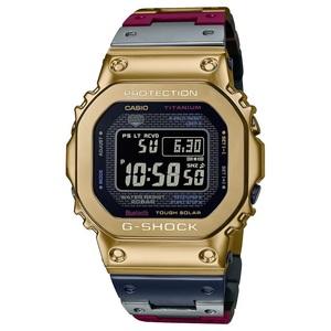 カシオCASIO Gショック ジーショック G-SHOCK Bluetooth搭載 電波 ソーラー メンズ 腕時計 GMW-B5000TR-9JR【国内正規品】