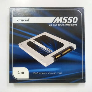 新品未開封 新品未使用 送料無料 クルーシャル Crucial M550 CT1024M550SSD1 2.5インチ 1024GB約1TB 約1000GB MLC SATA3 6Gb/s SSD