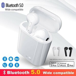 Bluetooth ワイヤレスイヤホン iPhone Android TWS ワイヤレス