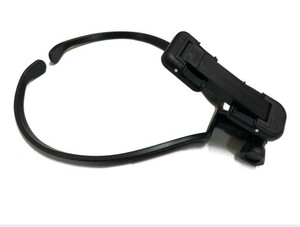 新品 送料 無料 BLACK GoPro ゴープロ 用 アクセサリー ネックレス式マウント hero9 hero8 MAX スマ