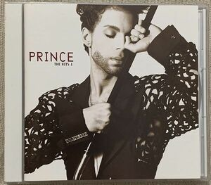 CD プリンス ザ・ヒッツ1 ベスト盤 Prince The Hits 1 I Feel For You When Doves Cry Let's Go Crazy WPCP-5621 ライナーにカキコミ部分