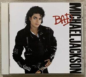 CD マイケル ジャクソン BAD 25・8P-5136 1988年 2500円定価 Michael Jackson Bad Smooth Criminal Man In The Mirror