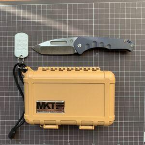 Medford knife and tool Praetorian slim メドフォード プレートリアン スリム