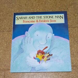 ヨーロッパの絵本シリーズ 英語絵本 SARAH AND THE STONE MAN