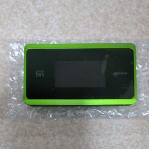 最終値下げ! 未使用 美品 保護シール付 SPEED Wi-Fi WX06 モバイルルーター