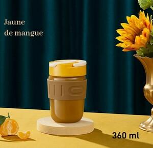 コーヒーボトル専用水筒タンブラー、マグカップで持ちやすいアウトドア