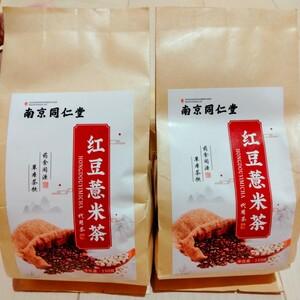 健康茶 赤豆意米茶 南京同仁堂