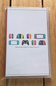 Nintendo Switch カードケース(8枚収納) マイニンテンドーストア限定 プラチナポイント