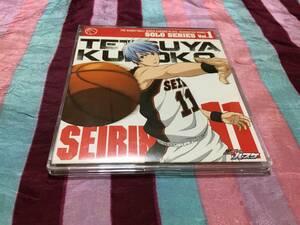 TVアニメ『黒子のバスケ』キャラクターソング SOLO SERIES Vol.1 黒子テツヤ 小野賢章