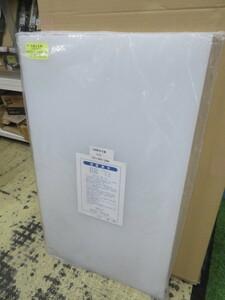 14-42489 未使用 天領まな板 1枚物まな板 K6 750×450×20mm 白 業務用 調理器具 キッチン 厨房用品 まな板 料理道具 調理道具 大判