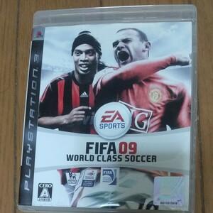 PS3ソフト FIFA 09 WORLD CLASS SOCCER