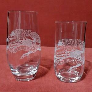 キリンビール グラス レア物 2個セット 美品