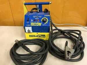 ● スター電器 SUZUKID 小型電気解氷機 SSS―250P HiHot Plus 水道管 凍結 通電確認済 スズキッド 中古品 ジャンク扱い品 ③