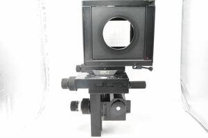 外観美品 水準器水抜けなし! 4x5 ビューカメラ 大判レンズ Sinar ジナー X