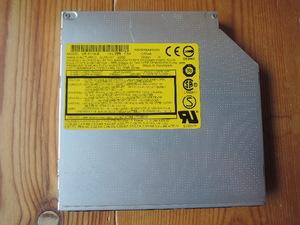 ★ 確認済 IDE接続 Panasonic SR-8178-B slim DVD-ROMドライブ 送料無料 ★