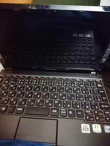 Lenovo S10-3 ideaPad 0647 ミニノートパソコン 本体のみ 送料無料D01