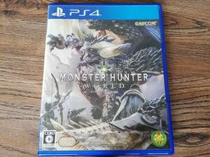 [PS4] CAPCOM モンスターハンターワールド [Monster Hunter World] アクション