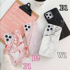 iPhone12 iPhone12mini 大理石 かわいい カバー ピンク 白 黒 韓国 韓国ファッション 安い 新品未使用 即購入可