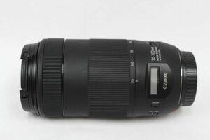 【稼働美品】Canon キャノン カメラレンズ EF 70-300㎜ IS Ⅱ USM 14-5.6 210730Y(NT)